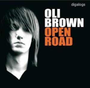 Oli Brown Open Road CD Új!
