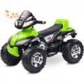 Elektromos négykerekű Toyz Cuatro green