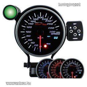 DEPO PK DUAL series gauge 95mm Speedometer