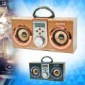 Hordozható bluetooth hangszóró KAD06