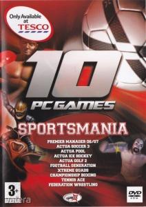 PC  Játék 10 PC Games - Sportsmania