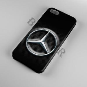 Mercedes mintás Samsung Galaxy J4+ J4 Plus tok hátlap tartó
