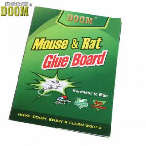 Doom Mouse & Rat ragadós egér- és patkányfogó lap nagy