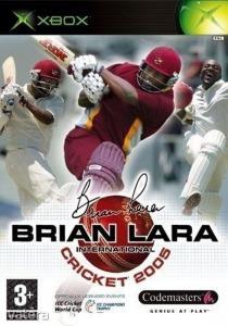 XBOX Clasic Játék Brian Lara - International cricket 2005