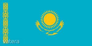 Nemzeti lobogó ország zászló nagy méretű 90x150cm - Kazahsztán, kazah
