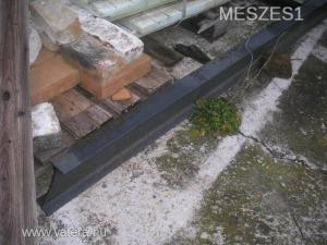 vas i gerenda alapfestett áthidalónak gépépítőknek