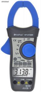HoldPeak 870MR digitális lakatfogó multiméter