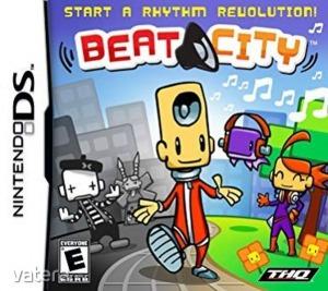 Nintendo DS Játék Beat City