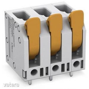 WAGO 2604-3306 Nyomtatott áramköri kapocs 4 mm? Pólusszám 6 1 db