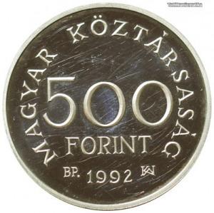 Károly Róbert 500 Forint 1992 PP