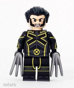 Logan építőjáték figura - Wolverine, Rozsomák, Farkas