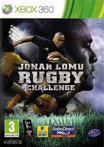 XBOX 360 Játék Jonah Lomu Rugby Challenge - A