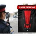 Lézer és radardetektor V7, LED kijelzővel