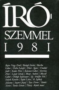 : Írószemmel 1981 - 800 Ft Kép