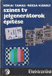 Színes tv jelgenerátorok építése