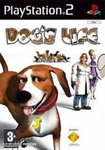 PS2  Játék Dogs Life