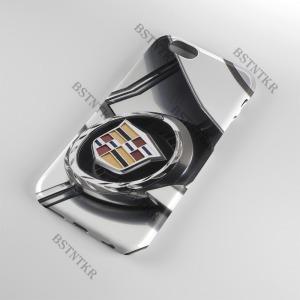 Cadillac mintás Samsung Galaxy J4+ J4 Plus tok hátlap tartó