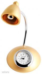 Tavolino miniatűr asztali lámpa óra