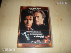 A zöldfülű (1990) (Clint Eastwood) - MAGYAR KIADÁSÚ, RITKA DVD, MAGYAR FELIRATTAL!