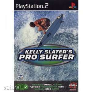 PS2  Játék Kelly Slater Pro Surfer