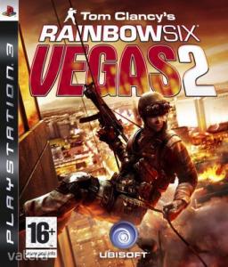 PS3  Játék Tom Clancys Rainbow Six - Vegas 2