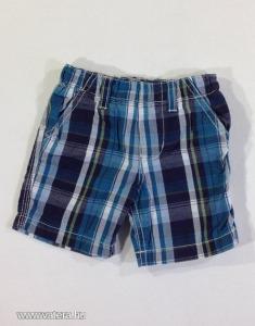 Lupilu kockás vászon nadrág