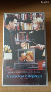 A Szerelem hálójában     VHS !!!    Tom Hanks , Meg Ryan