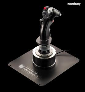 Thrustmaster Hotas Warthog Flight USB Joystick Black 2960738