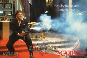 SCARFACE - FRIEND plakát, poszter