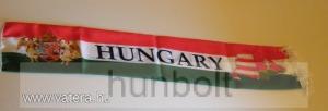 Kamionos sál Hungary felirattal