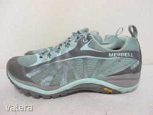 Merrell Siren Edge Waterproof Vibram túracipő 37,5-es
