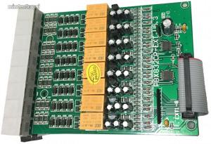 ExcellTel CDX-DT832 008EXT 8 mellékállomás bővítőkártya