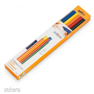 Steinel ragasztórúd 250g színes, Ø11mm x 250mm - Vatera.hu Kép