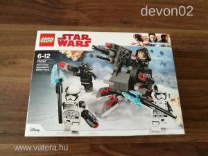Új, bontatlan LEGO Star Wars 75197 Első rendi specialisták harci csomag