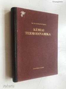 M.H.Karapetyanc: Kémiai termodinamika (*94)