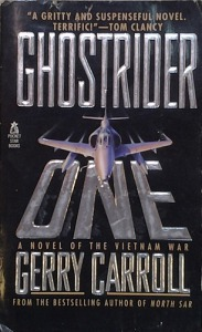 Gerry Carroll: Ghostrider One - 800 Ft Kép