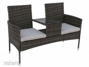 Kerti 2 üléses pad asztallal - TMP50247