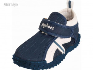 Playshoes bébi strandcipő, kék, 24/25-ös