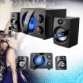 Havit 2.1 hangfal szett bluetooth csatlakoztatással HV-SF5625BT