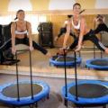 2 alkalmas 60 perces jumping fit óra felnőtteknek