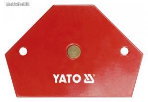 Hegesztési munkadarabtartó mágneses 64x95x14 YATO YT-0866