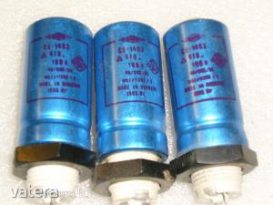 Kondenzátor 470uF 100V ( kondi, elkó, elektrolit ) GARANTÁLT kapacitásérték lemért , tesztelt - 150 Ft - (meghosszabbítva: 2869485428) - Vatera.hu Kép