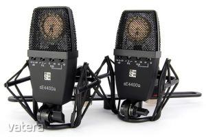 sE Electronics - sE4400a sztereó pár nagymembrános kondenzátormikrofon