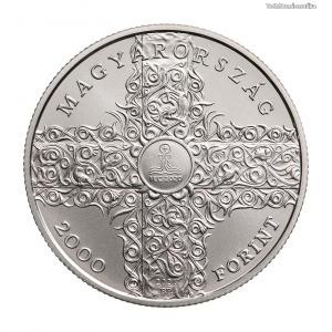 Eucharisztikus Kongresszus 2000 Forint 2021 BU
