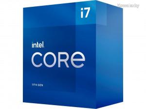 Intel Core i7-11700KF 3,6GHz 16MB LGA1200 BOX (Ventilátor nélkül) BX8070811700KF