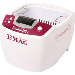 Ultrahangos tisztító fűtéssel, 2 l, 160x90x50 mm, 80 W, Emag