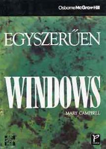 Mary Campbell: Egyszerűen Windows