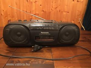 Panasonic RX-FS430 kazettás rádió