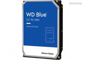 Western Digital 4TB 5400rpm SATA-600 64MB Blue WD40EZAZ