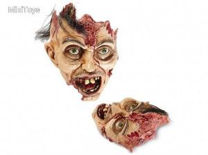 Horror fej torzó dekoráció